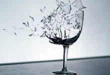 gambar gelas pecah