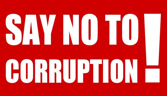 Cara bertaubat dari korupsi